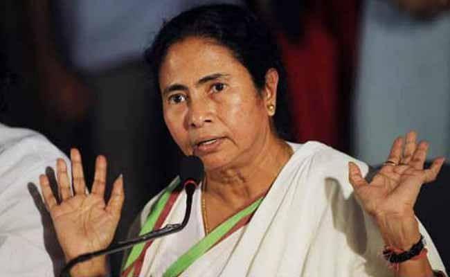 प्रधानमंत्री नरेंद्र मोदी को थप्पड़ मारनेवाली बात कहने से ममता का इनकार