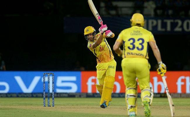 IPL 2019 DCvCSK : दिल्ली पर 6 विकेट से जीत दर्ज कर चेन्नई पहुंचा फाइनल में