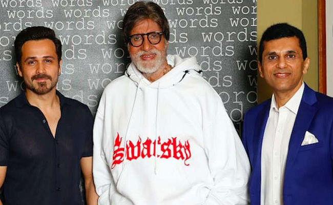''चेहरे'' में पहली बार साथ नजर आयेंगे अमिताभ बच्चन और इमरान हाशमी
