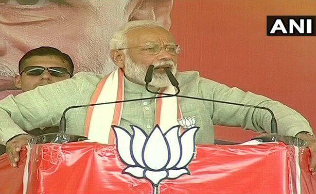 अलवर गैंगरेप मामले में बोले PM मोदी - मायावती राजस्थान सरकार से समर्थन वापस लें