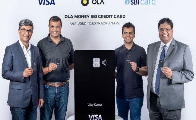 SBI Cards के साथ मिलकर क्रेडिट कार्ड की शुरुआत करेगी Ola