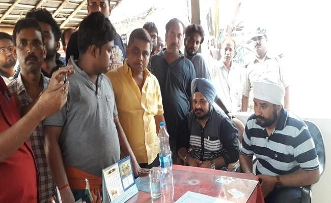 बिहार : समस्तीपुर में अमृतसर के स्वर्ण व्यवसायी से 35 लाख की ज्वेलरी लूटी, फायरिंग