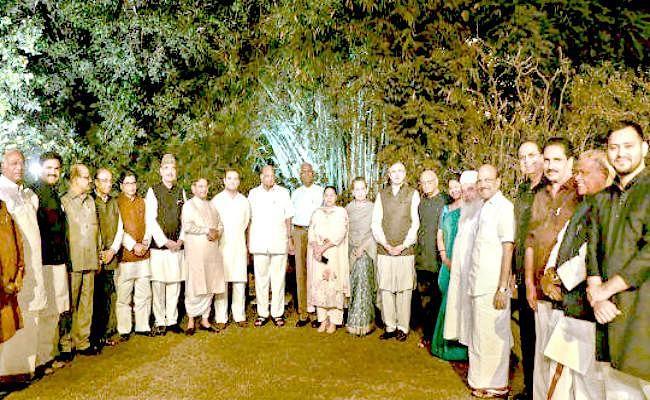 यूपीए सरकार के लिए ''एक्टिव मोड'' में सोनिया गांधी, 23 मई को बुलायी गैर एनडीए दलों की बैठक