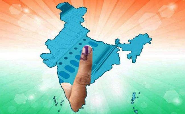 अंतिम चरण की तैयारियां पूरी, बूथों पर पहुंचे चुनावकर्मी
