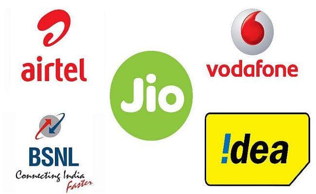 Airtel, Voda Idea ने मार्च में गंवाए तीन करोड़ ग्राहक, Jio ने 94 लाख जोड़े