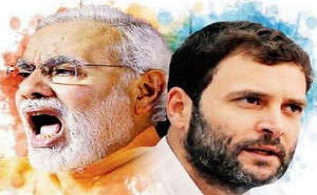 लोकसभा चुनाव 2019 : मोदी ने 142 और राहुल ने 145 रैलियों से लोगों तक पहुंच बनायी