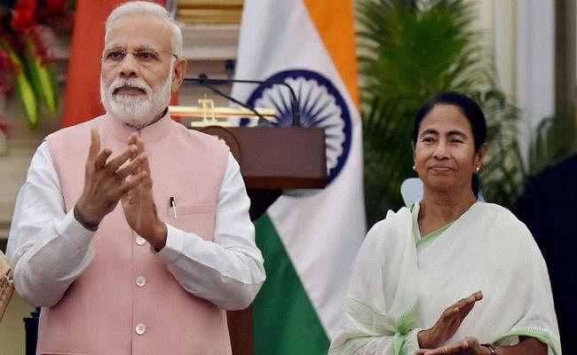 Lok Sabha Polls Result : पश्चिम बंगाल में भी मोदी लहर : भाजपा 18, तृणमूल 22 सीटों पर आगे