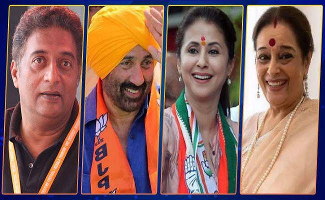 Election Results 2019: भाजपा के सितारे अर्श पर, कांग्रेस के फर्श पर