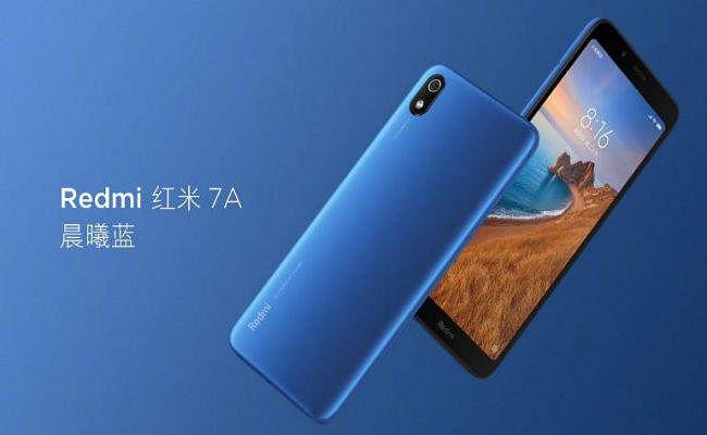 Xiaomi लाया एक और सस्ता स्मार्टफोन, कीमत Rs 7000 से कम