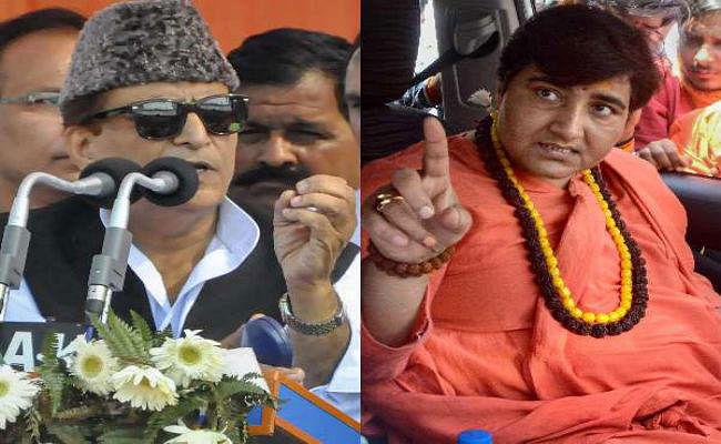Election Results 2019 : प्रज्ञा ठाकुर, आजम खान सहित कई विवादास्पद नाम भी जीतने में सफल
