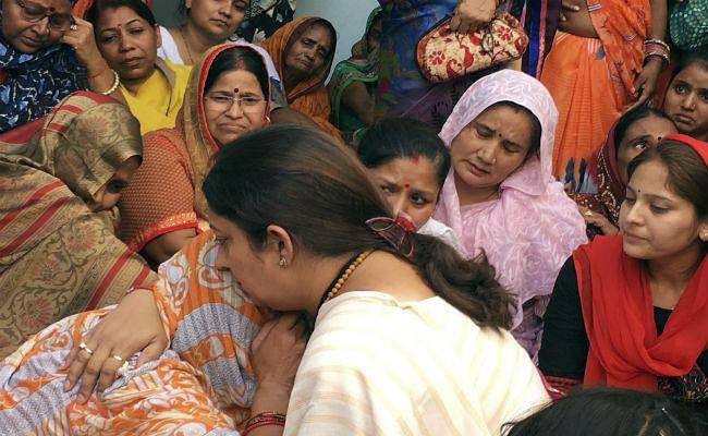 अमेठी : भाजपा नेता हत्याकांड में पांच लोगों पर नामजद प्राथमिकी दर्ज