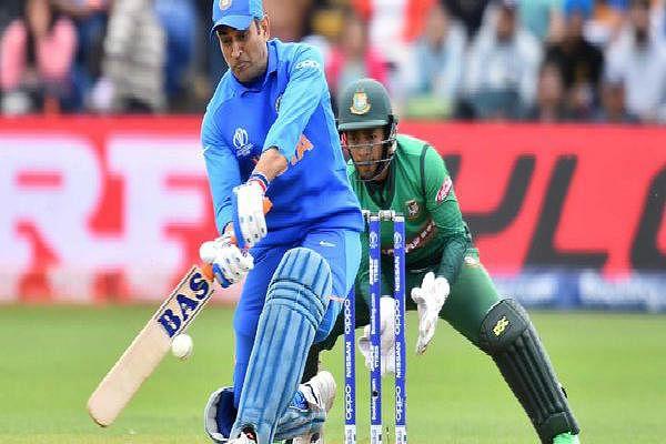 केएल राहुल और धौनी के धमाकेदार शतक, दूसरे वॉर्म-अप मैच में भारत ने बांग्लादेश को 95 रन से रौंदा