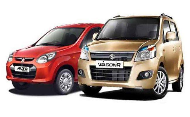 Maruti Suzuki की बिक्री मई में 22% गिरी, Alto Wagon R ने दिया झटका