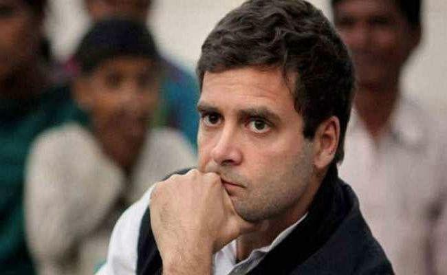 सलमान खुर्शीद ने कहा, कांग्रेस राहुल के पदत्याग का जोखिम नहीं उठा सकता, उनका विकल्प मिलना कठिन