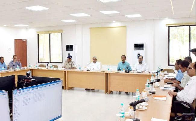 CM नीतीश ने की लॉ एंड ऑर्डर की समीक्षा बैठक, थानों में कानून-व्यवस्था व अनुसंधान के लिए होंगे अलग-अलग SHO