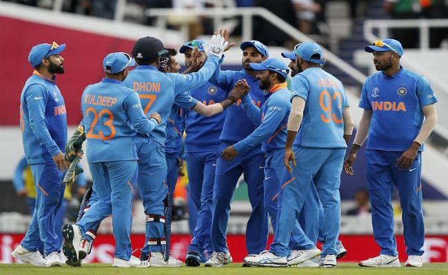 #INDvAUS : ''गब्बर'' के शतक से भारत ने ऑस्ट्रेलिया को 36 रन से हराया