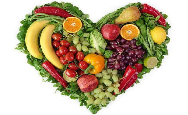 दिल से जुड़ी लाखों मौतों का संबंध पर्याप्त मात्रा में सब्जी और फल नहीं खाने से