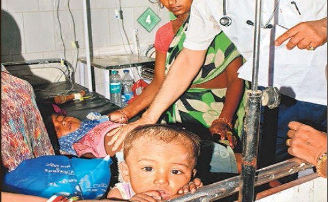 मुजफ्फरपुर में वायरल बुखार से 122 बच्चे पीड़ित, पिछले 24 घंटे में 46 भर्ती, 73 डिस्चार्ज