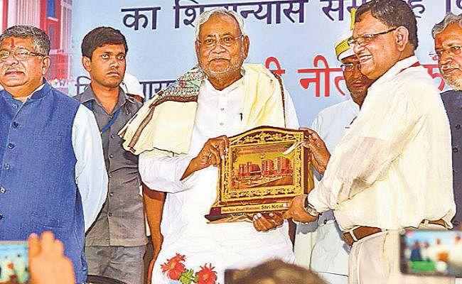 पटना : दिल्ली एम्स की तरह विकसित किया जायेगा आइजीआइएमएस : नीतीश कुमार