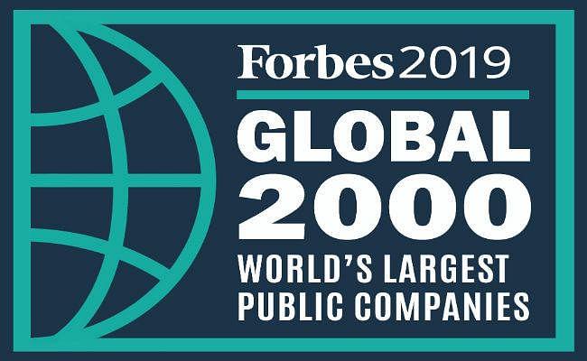 Forbes Global 2000 List में भारत की 57 कंपनियां, शीर्ष 200 में रिलायंस एकमात्र भारतीय कंपनी