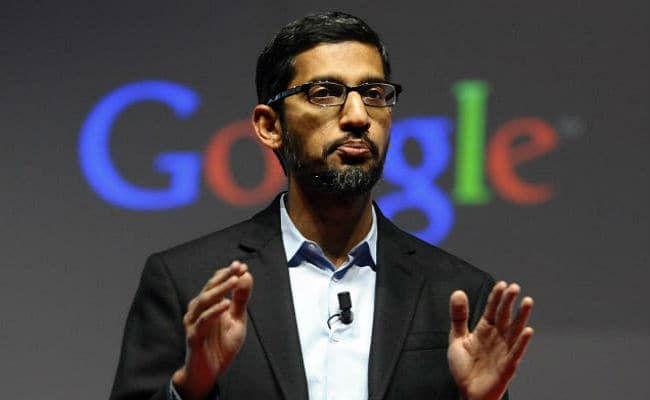 Google CEO सुंदर पिचाई ने नियमन को लेकर चेताया