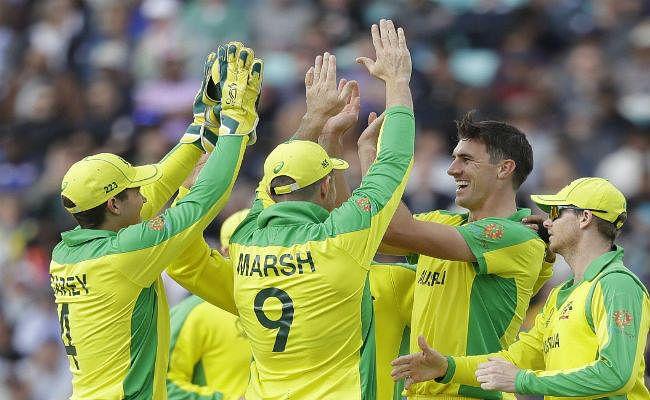 #AUSvSL : फिंच का शतक, ऑस्ट्रेलिया ने श्रीलंका को 87 रन से हराया