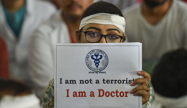 डॉक्टरों की हड़ताल, मरीज बेहाल