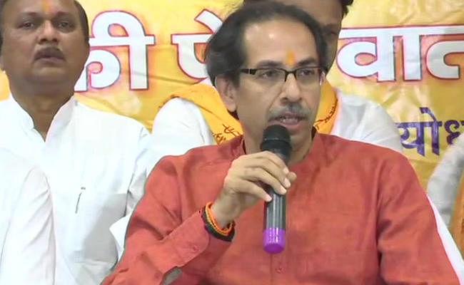 मोदी में है साहस, जल्द से जल्द करना होगा राम मंदिर का निर्माण, अयोध्या में बोले उद्धव ठाकरे