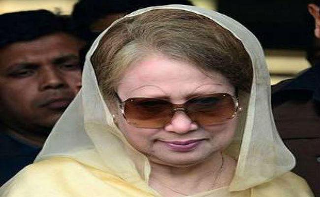 बांग्लादेश की पूर्व पीएम खालिदा जिया को मानहानि के दो मामलों में मिली जमानत, रिहाई अभी नहीं...