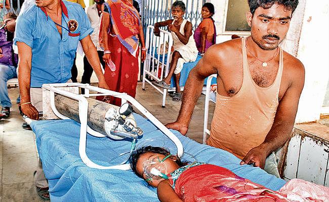 चमकी बुखार को लेकर बिहार में प्रशासन अलर्ट, गर्मी आने से पहले ही बचाव के लिए टीम गठित