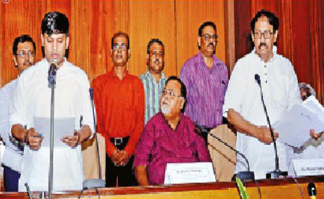 लोकसभा के बाद बंगाल विधानसभा में भी लगे 'जय श्री राम' के नारे, ऐसा था नजारा