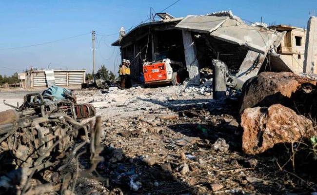 Syria में सरकारी बलों के हमलों में 28 लोगों की मौत