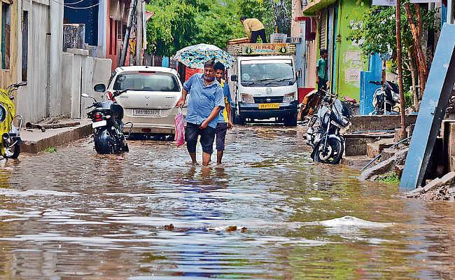 पटना में भारी बारिश के अलर्ट को लेकर जलजमाव से निजात दिलाने की तैयारी पूरी, इस ऐप से भी मिलेगी मदद...