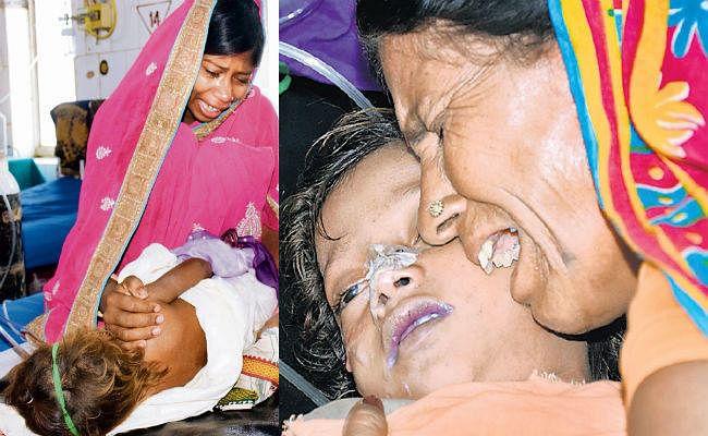 पांच साल से कम उम्र के बच्चों पर वायरल बुखार का अधिक असर, मुजफ्फरपुर में आठ दिनों के दौरान 449 बच्चे हुए बीमार