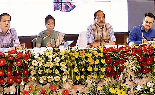 मुख्यमंत्री ने की राज्य स्तरीय समीक्षा बैठक, दिया निर्देश, 15 दिनों में आंगनबाड़ी सेविका और सहायिका के रिक्त पद भरें