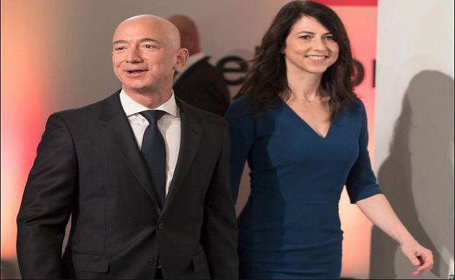 Amazon के मालिक जेफ बेजॉस से तलाक लेने पर मैकेंजी को मिलेंगे 38 अरब डॉलर