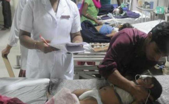 मुजफ्फरपुर में बेकाबू होता वायरल बुखार, और 101 बच्चे भर्ती, आठ की हालत गंभीर