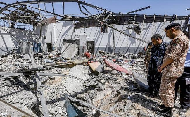 संयुक्त राष्ट्र ने लीबिया में संघर्ष विराम का किया आह्वान
