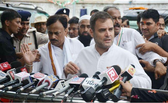 मानहानि मामले में राहुल गांधी को जमानत, कहा- मोदी-RSS-BJP के खिलाफ आवाज उठानेवालों पर ठोक दिये जाते हैं मुकदमे