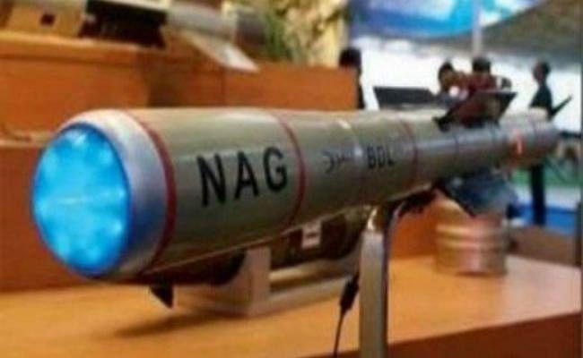 India China Faceoff: पोखरण में भारत ने किया एंटी टैंक गाइडेड मिसाइल 'नाग' का सफल परीक्षण, DRDO ने किया है तैयार