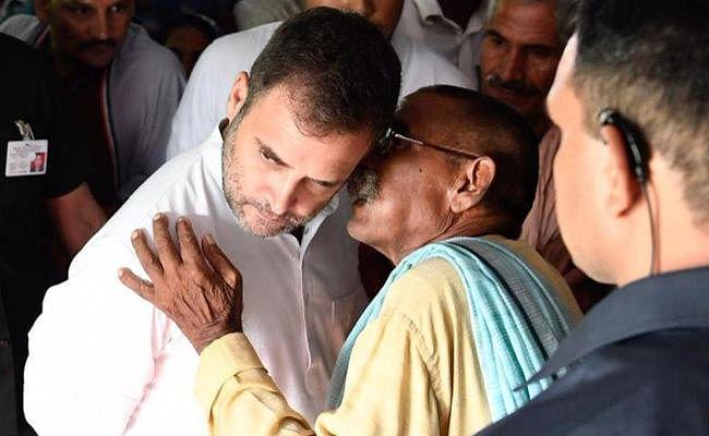 राहुल गांधी अमेठी में मनायेंगे Twitter पर एक करोड़ फॉलोवर्स का जश्न, Tweet कर कही यह बात