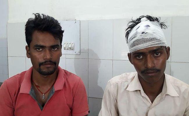 चौपारण : पारिवारिक विवाद में मारपीट, एक महिला सहित तीन लोग घायल