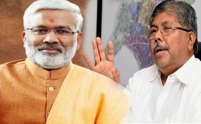 भाजपा ने स्वतंत्र देव सिंह को यूपी का और चंद्रकांत दादा को महाराष्ट्र का प्रदेश प्रमुख बनाया