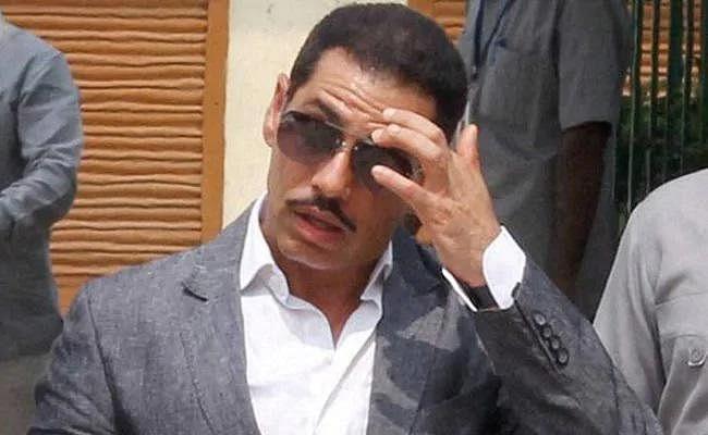 वाड्रा ने उनकी अग्रिम जमानत के खिलाफ दायर ईडी की याचिका पर जवाब देने के लिए मांगा समय