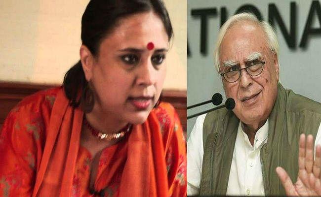 बरखा दत्त के आरोप पर NCW ने कपिल सिब्बल की पत्नी प्रोमिला से मांगा जवाब
