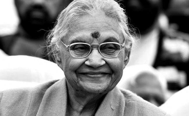 शीला दीक्षित के निधन पर बॉलीवुड ने जताया शोक