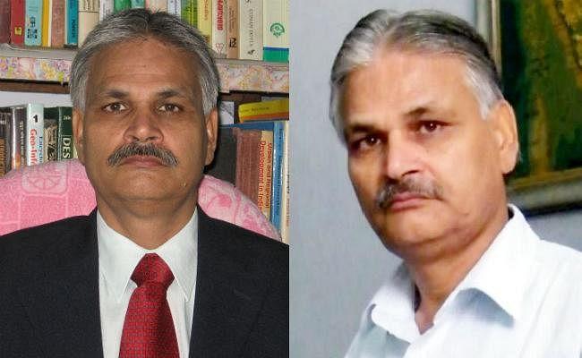 तिलकामांझी भागलपुर विश्वविद्यालय के कुलपति बने प्रो विभाष चंद्र झा, ...देखें बायोडाटा