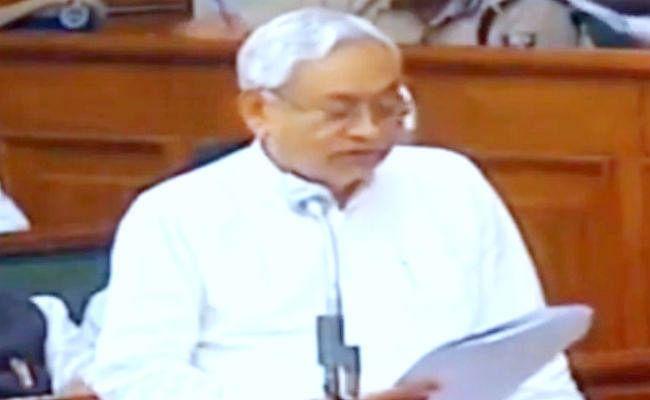 मॉनसून सत्र : बाढ़ से नुकसान और खर्च का आकलन कर केंद्र से वित्तीय मदद मांगेंगे मुख्यमंत्री नीतीश कुमार