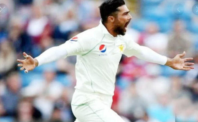 27 साल की उम्र में टेस्ट से संन्यास लेने पर पाक क्रिकेटर आमिर की आलोचना