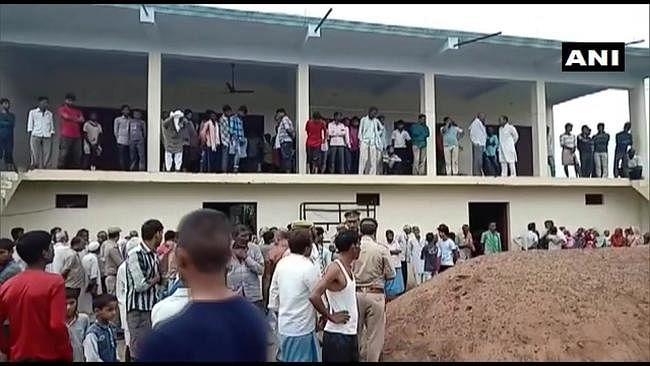 यूपीः अमेठी  में रिटायर आर्मी कैप्टन की पीट-पीटकर हत्या, घर में घुसे चोरों को देख मचाया था हल्ला